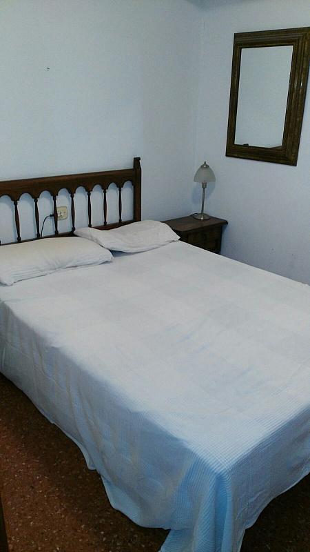 Dormitorio - Apartamento en alquiler en calle Gola de Puchol, Saler, El - 316040224