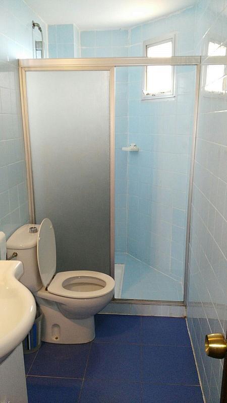 Baño - Apartamento en alquiler en calle Gola de Puchol, Saler, El - 316040284