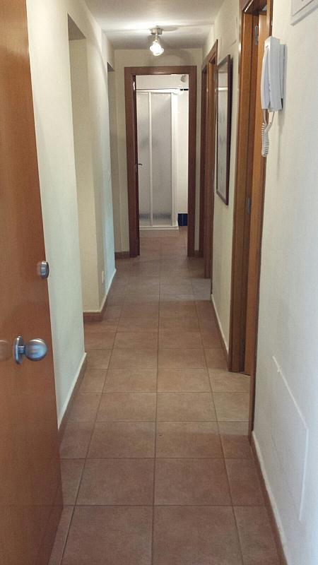 Pasillo - Apartamento en alquiler en calle Cortes Valencianas, Rocafort - 330145044