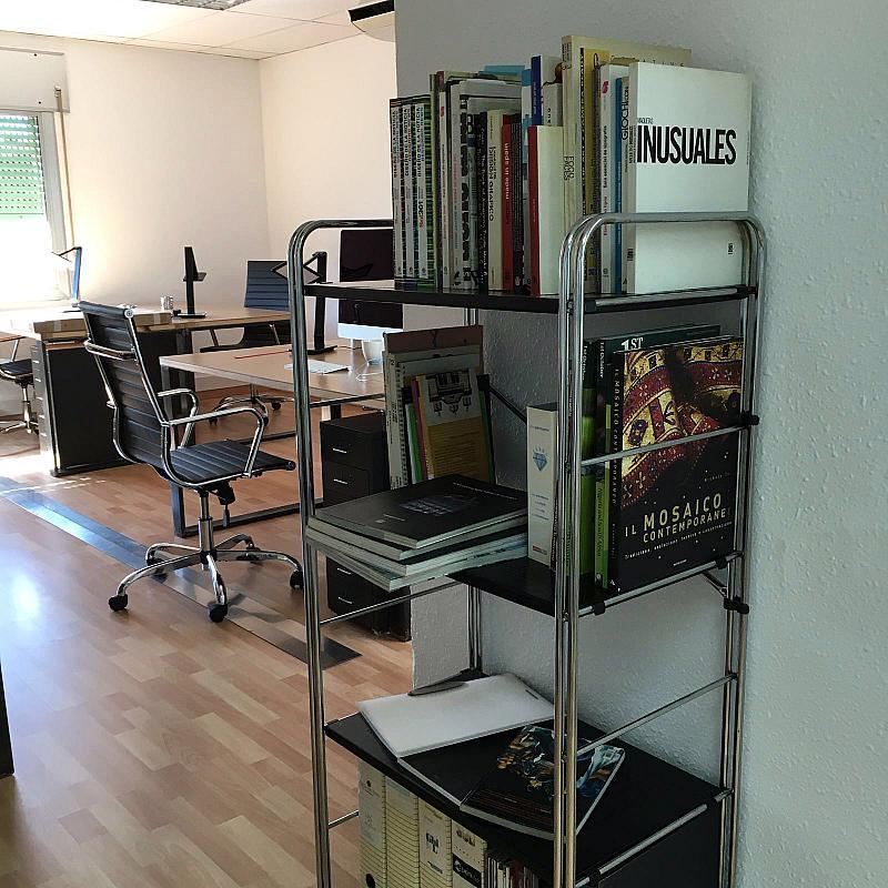 Salón - Oficina en alquiler en calle París, Eixample esquerra en Barcelona - 315294067