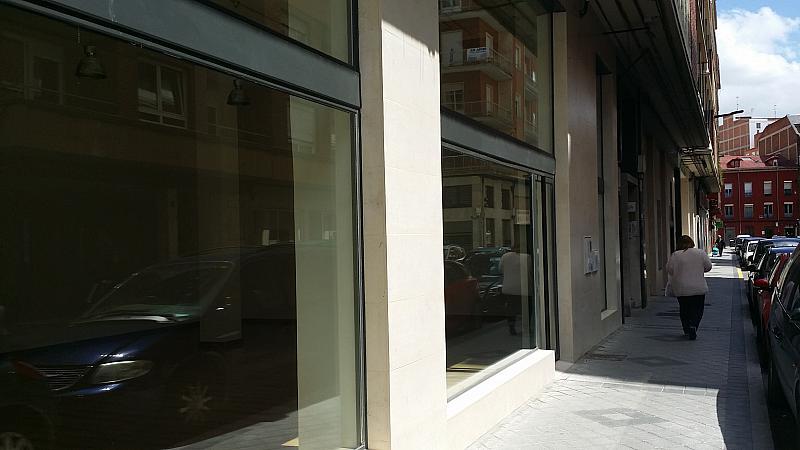 Detalles - Oficina en alquiler en calle Independencia, Centro en Valladolid - 191934057