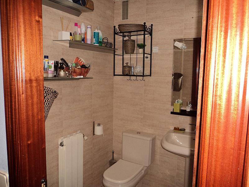 Baño - Piso a compartir en calle Sierra de Meira, Numancia en Madrid - 145042509