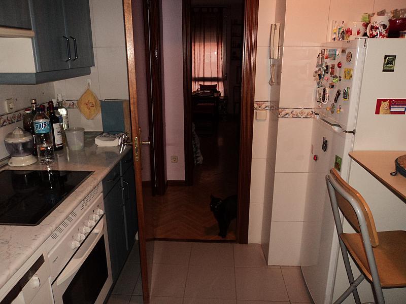 Cocina - Piso a compartir en calle Sierra de Meira, Numancia en Madrid - 145042534