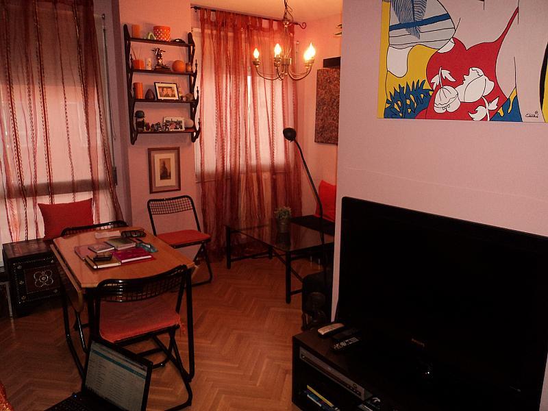 Salón - Piso a compartir en calle Sierra de Meira, Numancia en Madrid - 145042538