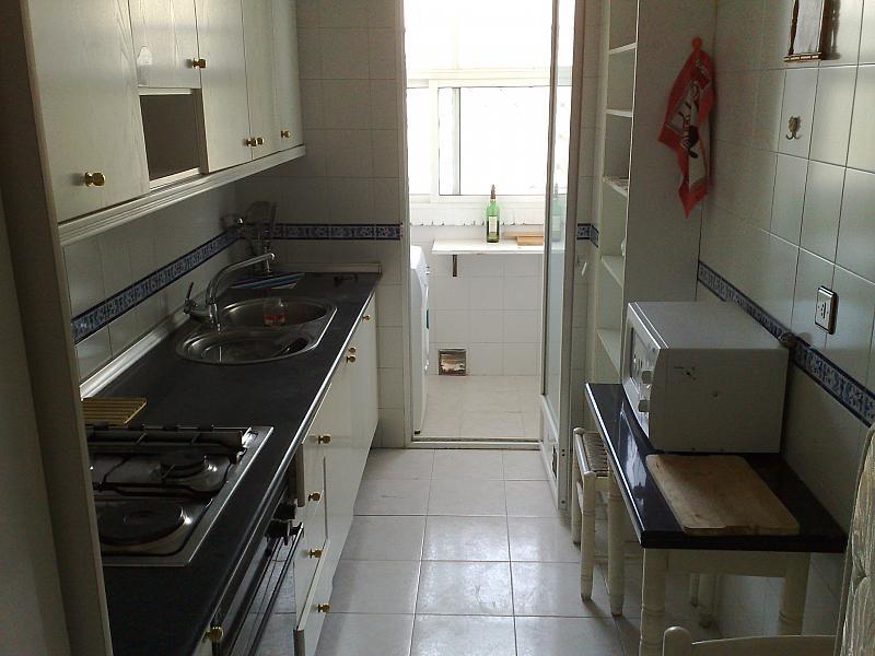 Cocina - Piso en alquiler en calle Real, Cenes de la Vega - 218946081