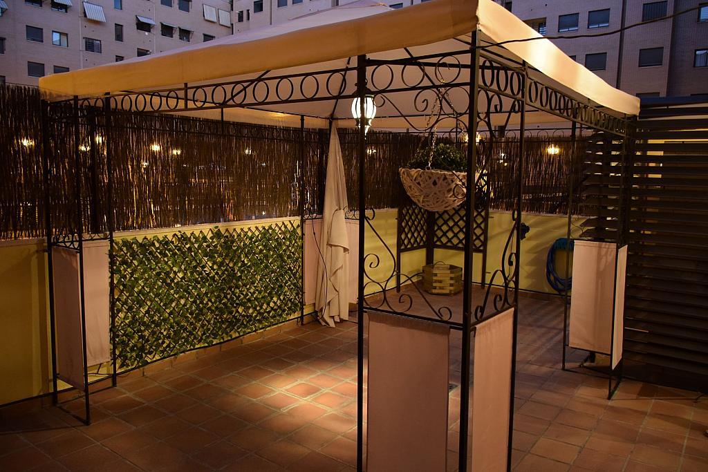 Terraza - Piso en alquiler en calle Monaco, Rosas-Musas en Madrid - 301812923