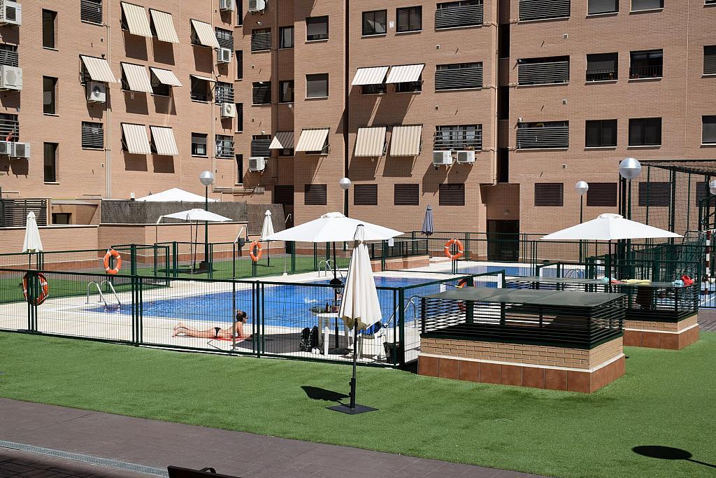 Piscina - Piso en alquiler en calle Monaco, Rosas-Musas en Madrid - 301813016