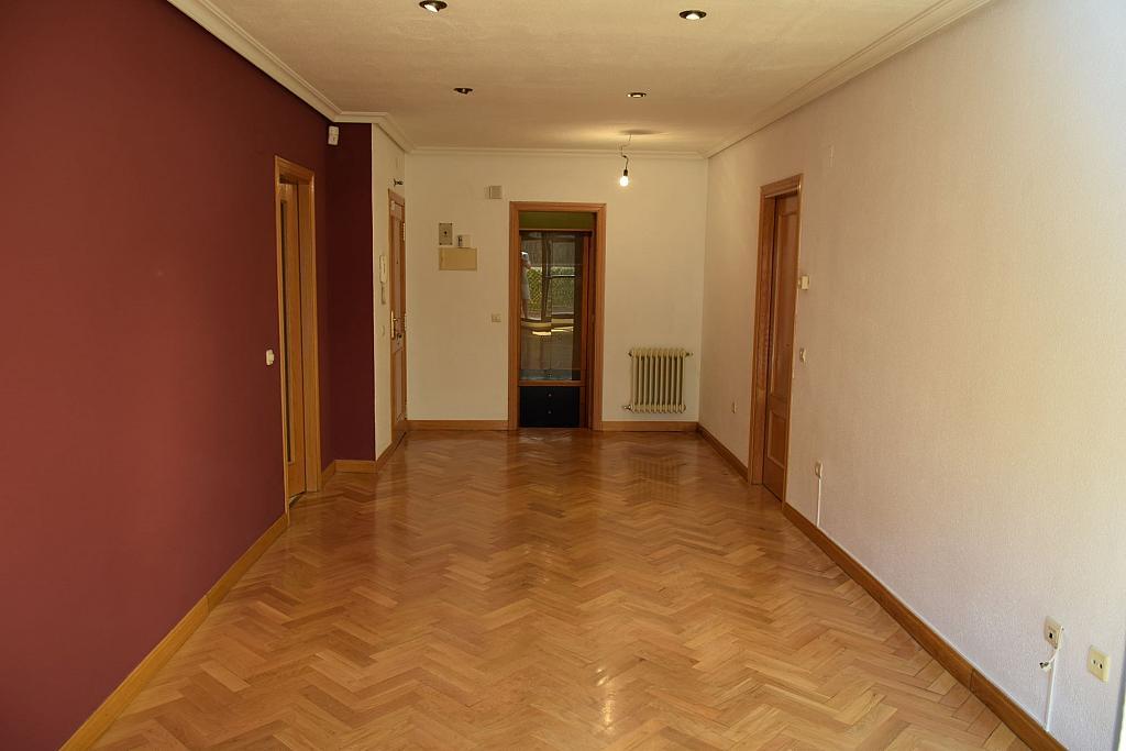 Salón - Piso en alquiler en calle Monaco, Rosas-Musas en Madrid - 301813190