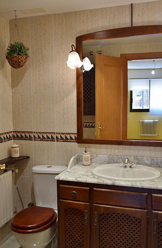Baño - Piso en alquiler en calle Monaco, Rosas-Musas en Madrid - 301813201