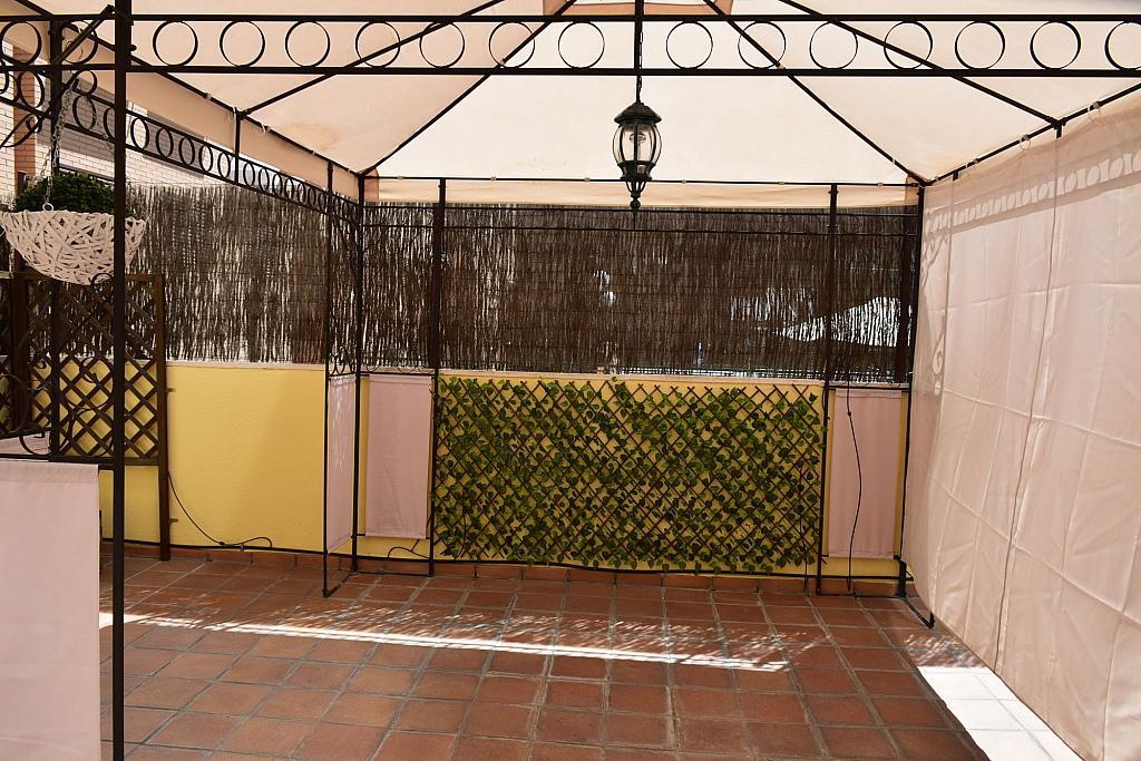 Terraza - Piso en alquiler en calle Monaco, Rosas-Musas en Madrid - 301813700