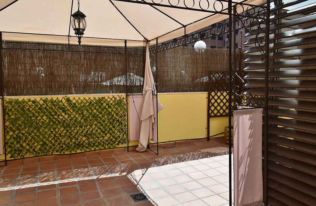Terraza - Piso en alquiler en calle Monaco, Rosas-Musas en Madrid - 301813703