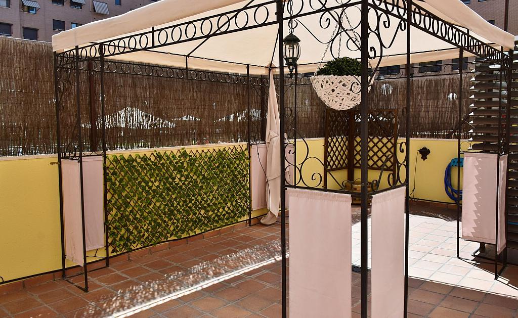 Terraza - Piso en alquiler en calle Monaco, Rosas-Musas en Madrid - 301813725