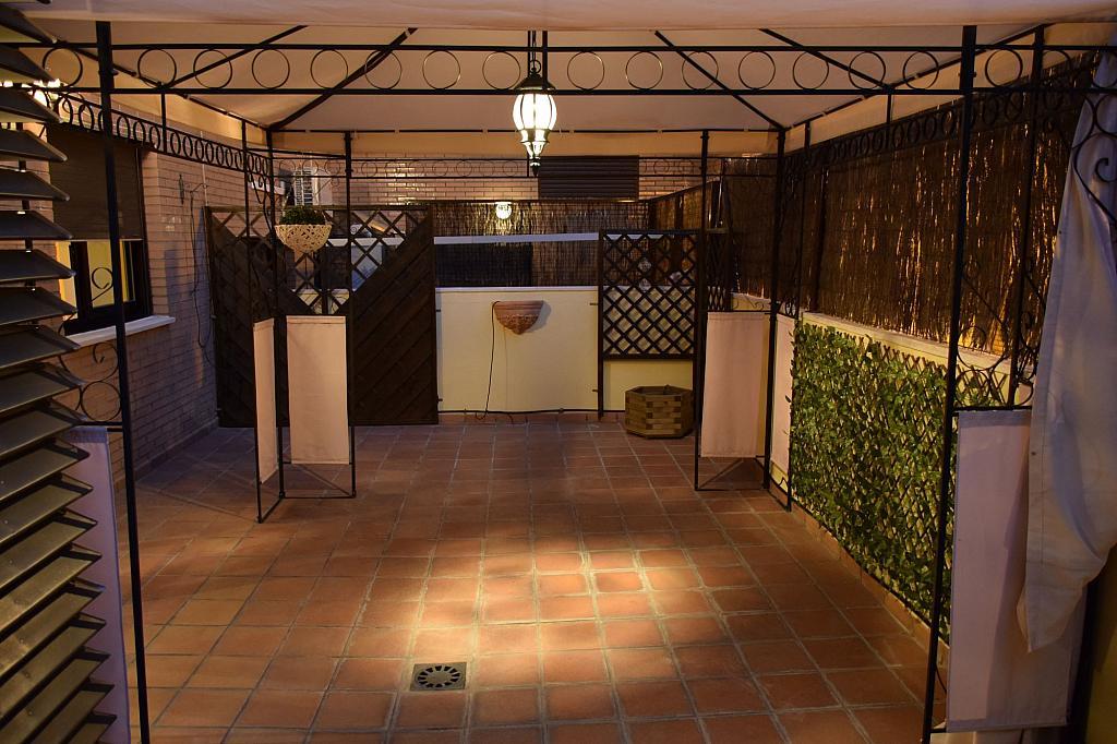 Terraza - Piso en alquiler en calle Monaco, Rosas-Musas en Madrid - 301813855