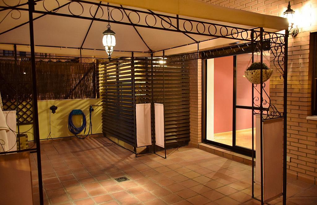 Terraza - Piso en alquiler en calle Monaco, Rosas-Musas en Madrid - 301813874