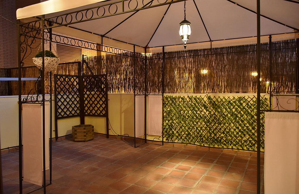 Terraza - Piso en alquiler en calle Monaco, Rosas-Musas en Madrid - 301813890