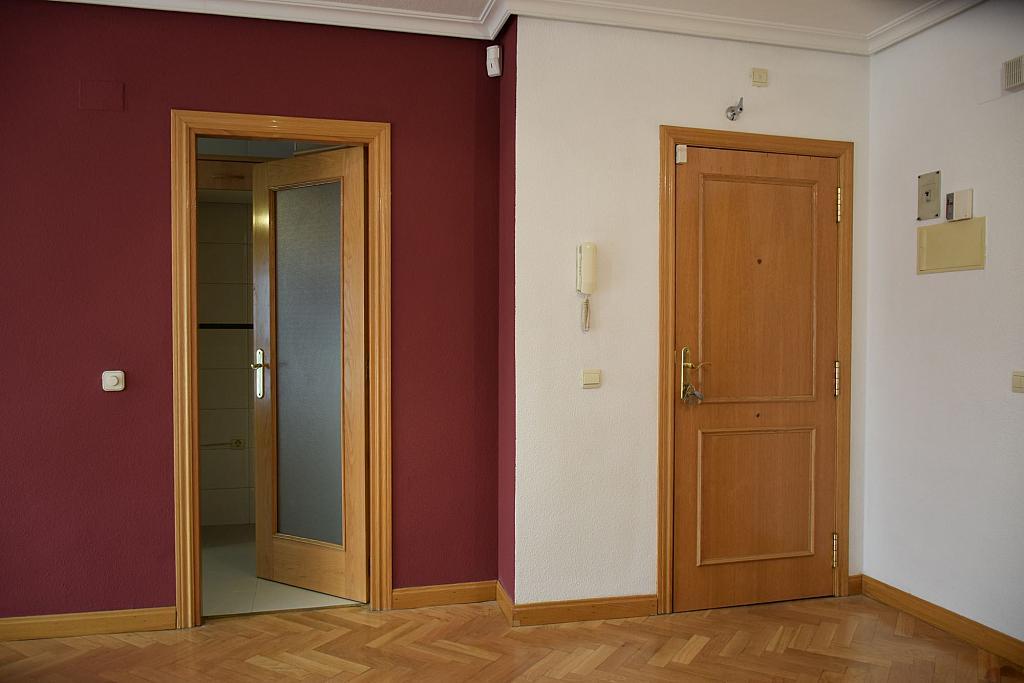 Salón - Piso en alquiler en calle Monaco, Rosas-Musas en Madrid - 301814085