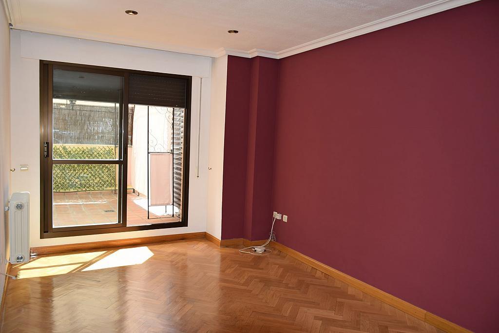 Salón - Piso en alquiler en calle Monaco, Rosas-Musas en Madrid - 301814155