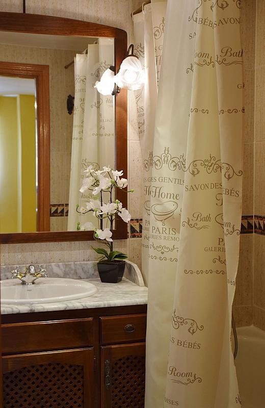 Baño - Piso en alquiler en calle Monaco, Rosas-Musas en Madrid - 301814577