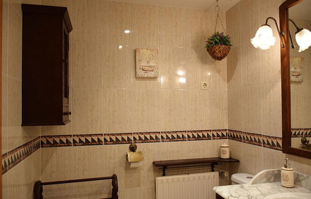 Baño - Piso en alquiler en calle Monaco, Rosas-Musas en Madrid - 301814606