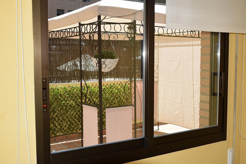 Dormitorio - Piso en alquiler en calle Monaco, Rosas-Musas en Madrid - 301814842