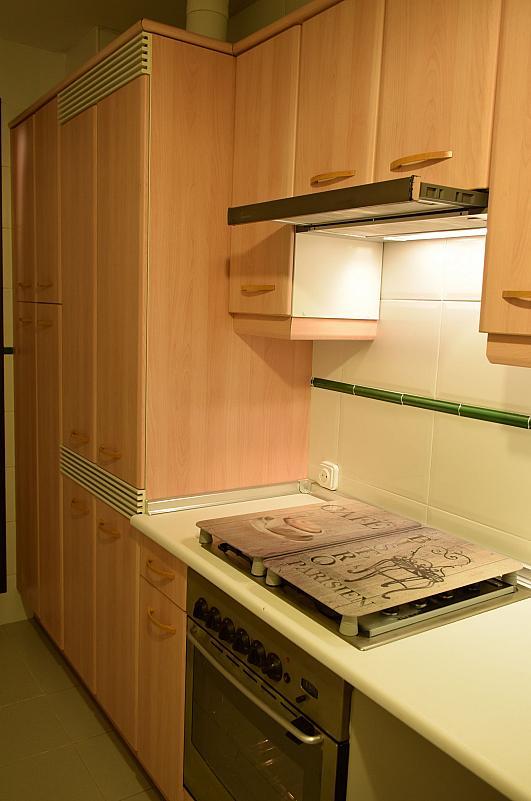 Cocina - Piso en alquiler en calle Monaco, Rosas-Musas en Madrid - 301814911