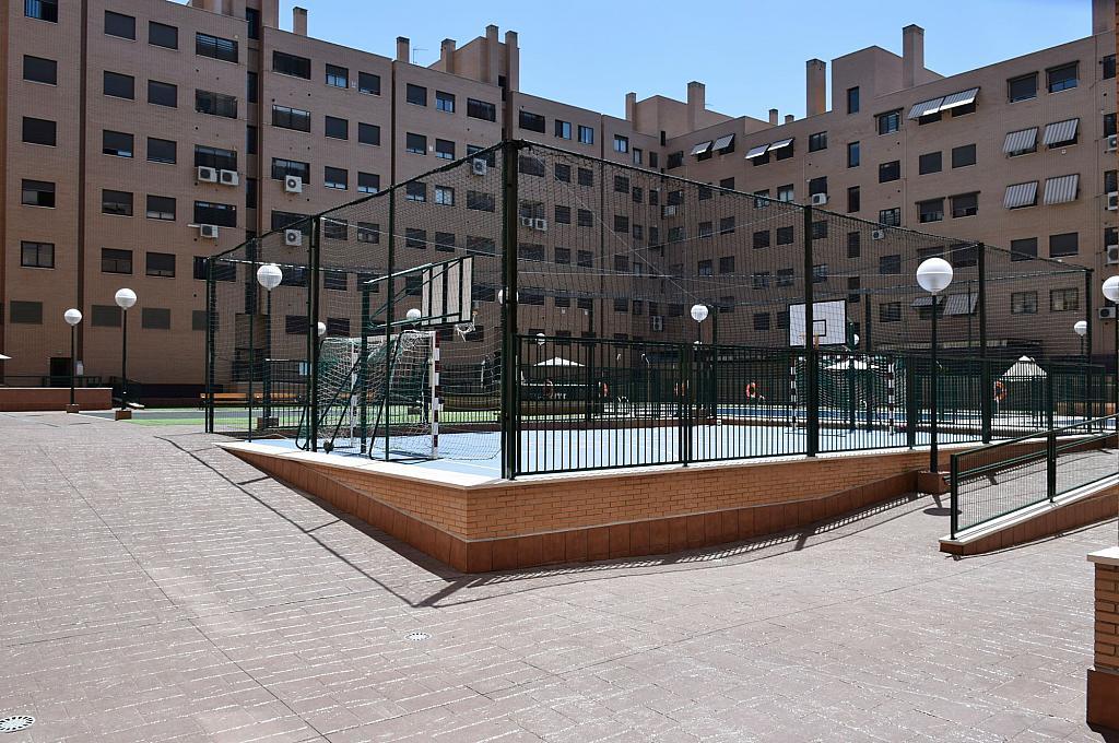 Jardín - Piso en alquiler en calle Monaco, Rosas-Musas en Madrid - 301814960