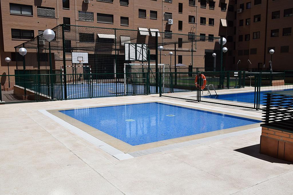 Piscina - Piso en alquiler en calle Monaco, Rosas-Musas en Madrid - 301815002
