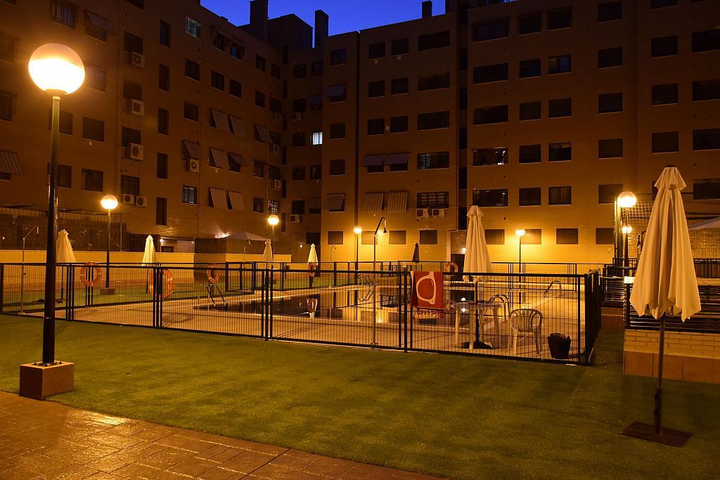 Jardín - Piso en alquiler en calle Monaco, Rosas-Musas en Madrid - 301815171