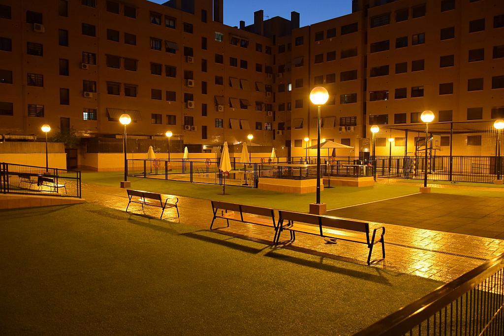 Jardín - Piso en alquiler en calle Monaco, Rosas-Musas en Madrid - 301815179