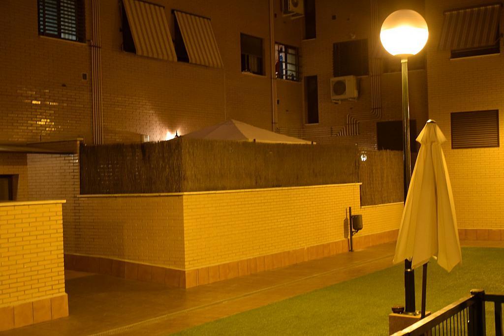 Jardín - Piso en alquiler en calle Monaco, Rosas-Musas en Madrid - 301815221