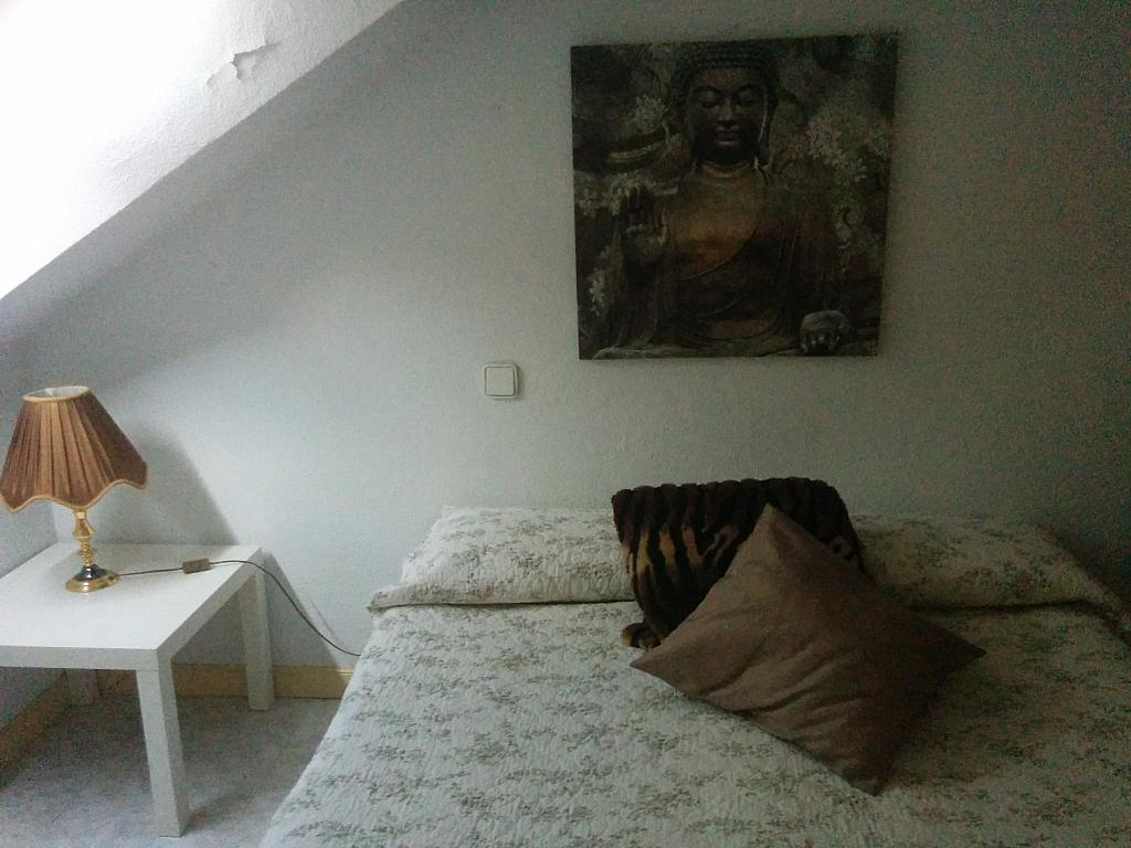Dormitorio - Ático en alquiler en calle Mogro, Mogro - 322088627