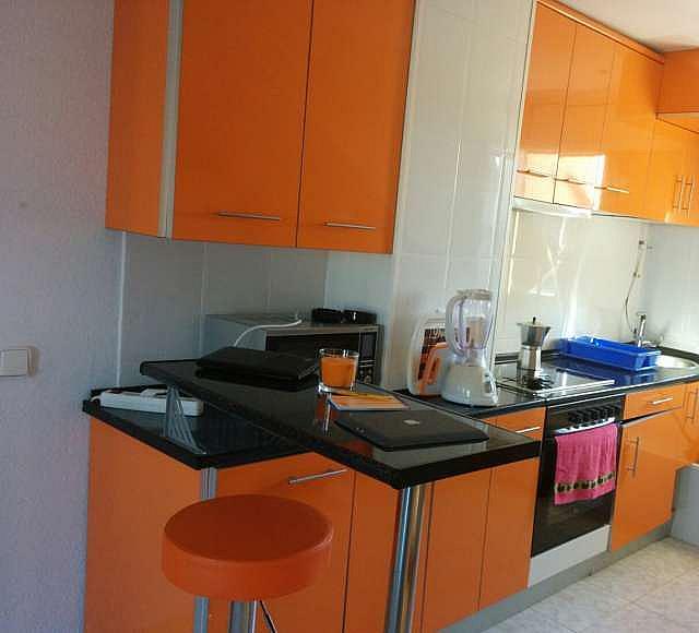 Cocina - Ático en alquiler en calle Mogro, Mogro - 322088637