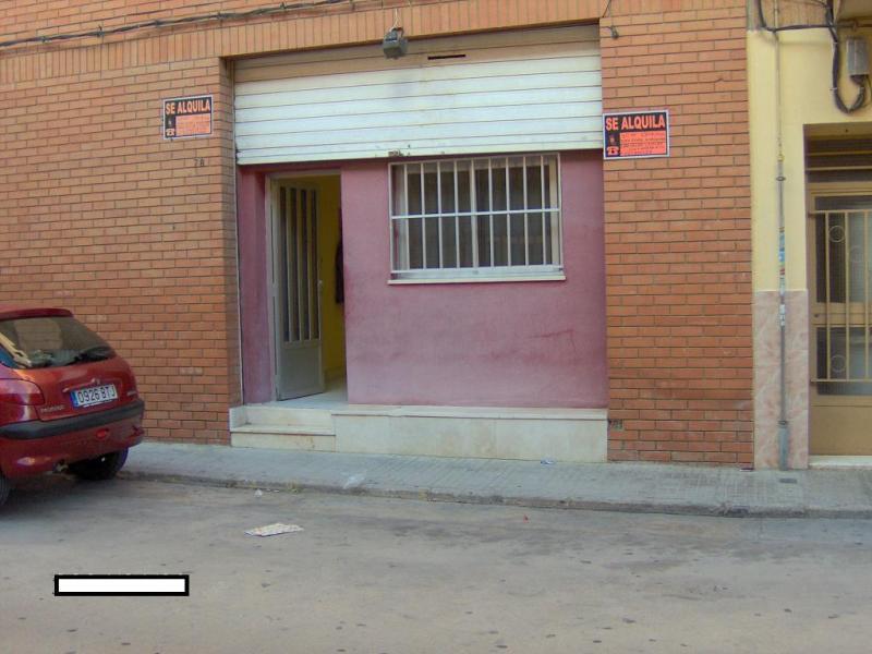 Fachada - Local comercial en alquiler en calle Albufera, Beniparrell - 123663209