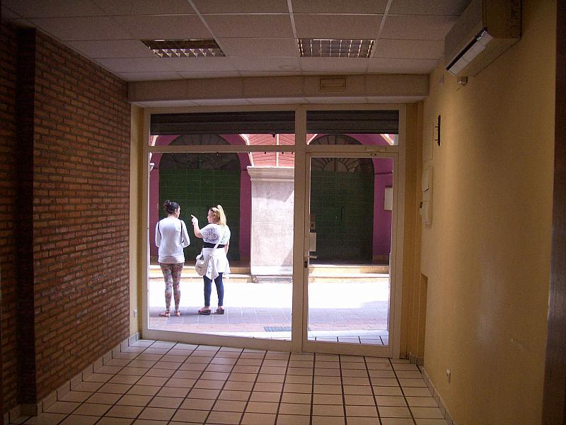 Vistas - Local comercial en alquiler en calle Armas, San Pablo en Zaragoza - 160949838