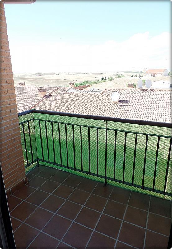 Terraza - Piso en alquiler en calle Senda, Nucleo Urbano en Camarena - 293063344