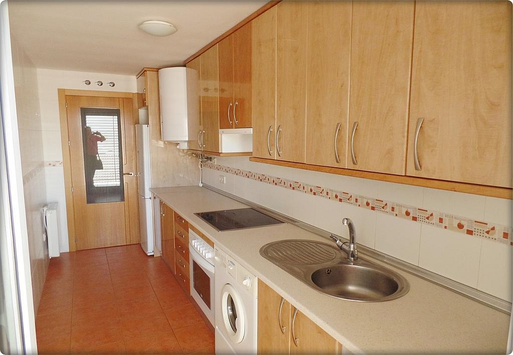 Cocina - Piso en alquiler en calle Senda, Nucleo Urbano en Camarena - 293063364
