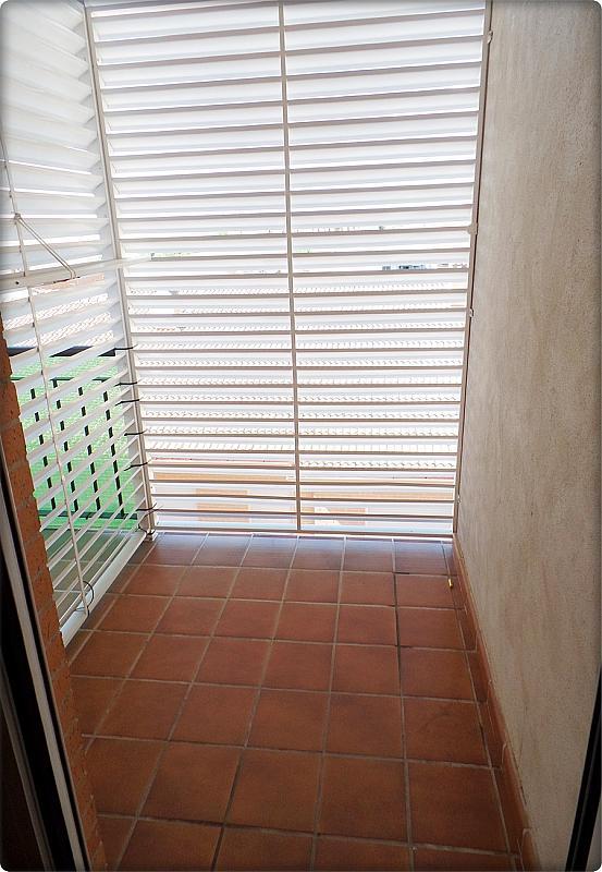 Terraza - Piso en alquiler en calle Senda, Nucleo Urbano en Camarena - 293063371