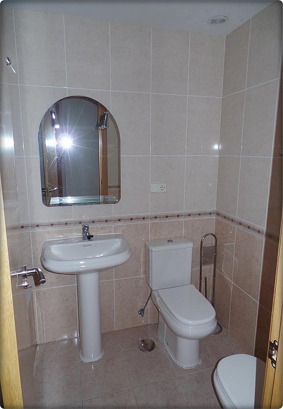 Baño - Piso en alquiler en calle Senda, Nucleo Urbano en Camarena - 293063397