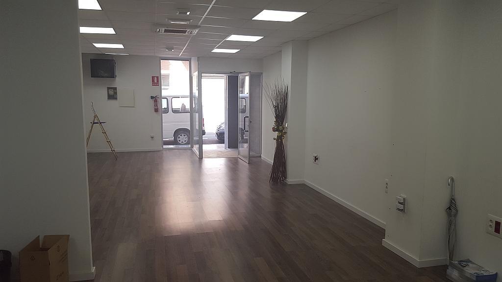 Vistas - Oficina en alquiler en calle Cardenal Benlloch, Mislata - 297993245