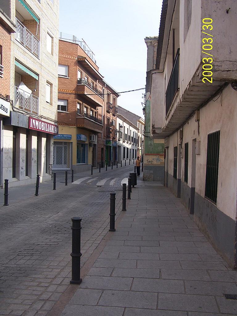 Fachada - Local comercial en alquiler en calle Real, Illescas - 165550179