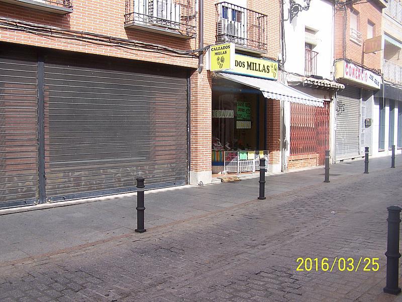 Fachada - Local comercial en alquiler en calle Real, Illescas - 248080233