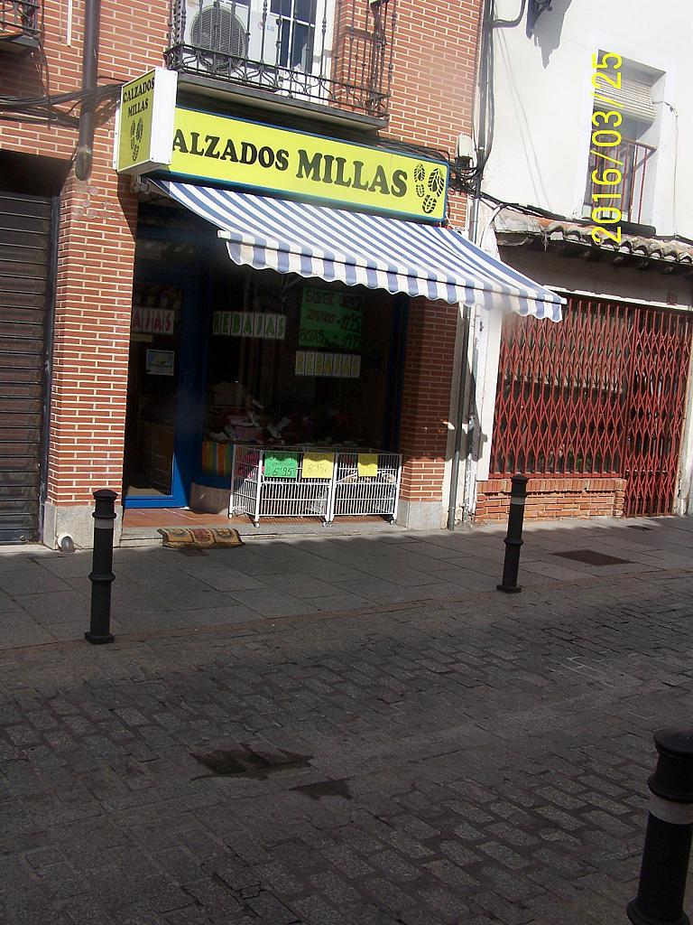 Fachada - Local comercial en alquiler en calle Real, Illescas - 248080236