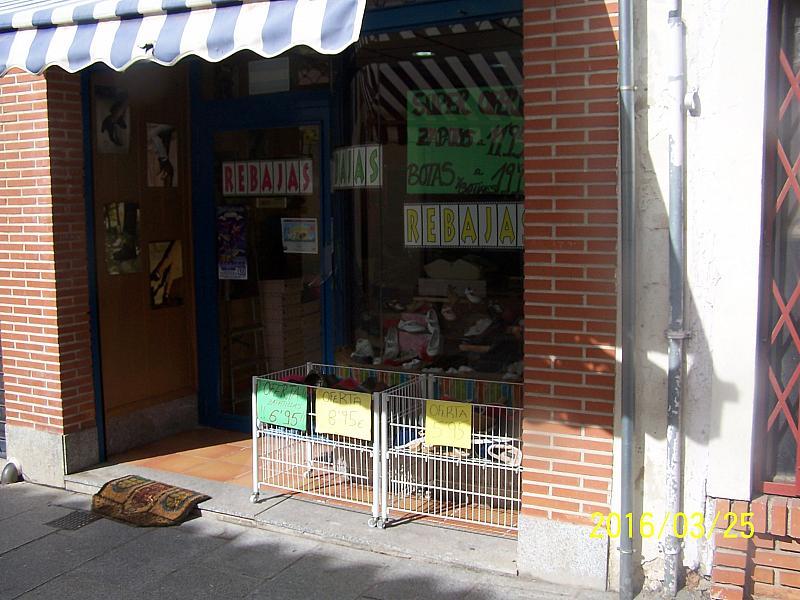 Fachada - Local comercial en alquiler en calle Real, Illescas - 248080237