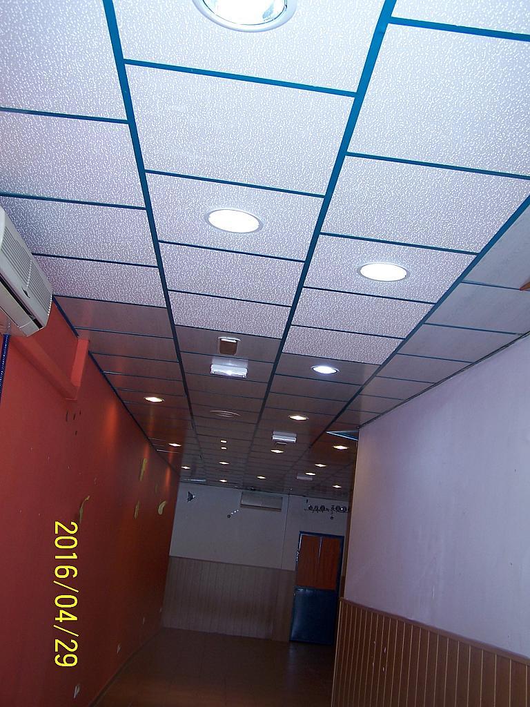 Plano - Local comercial en alquiler en calle Real, Illescas - 262510734