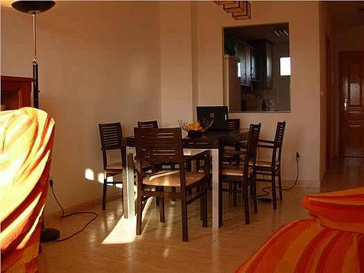Salón - Apartamento en alquiler en calle Rio Segura, Playa Honda (Urbanizacion) - 154722643
