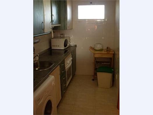 Cocina - Apartamento en alquiler en calle Rio Segura, Playa Honda (Urbanizacion) - 154722648
