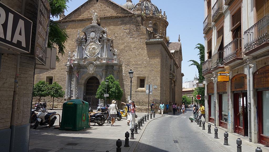Vistas - Local comercial en alquiler en plaza Encarnación, Centro en Granada - 316023290