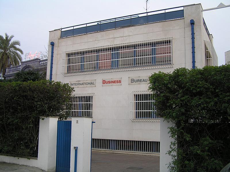 Fachada - Edificio en alquiler en glorieta Plus Ultra, La Palmera en Sevilla - 159368882