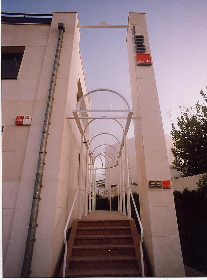 Fachada - Edificio en alquiler en glorieta Plus Ultra, La Palmera en Sevilla - 159368903