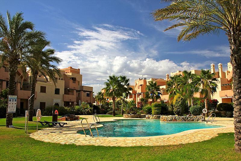 Piscina - Apartamento en alquiler en paseo De Los Limoneros, Vera - 162039157